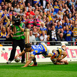 Castleford Tigers v Leeds Rhinos | Challenge Cup final | 23 August 2014