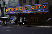 Radio City Music Hall, NYC. June 16, 2010. Copyright © 2010 Matt Eisman. All Rights Reserved.