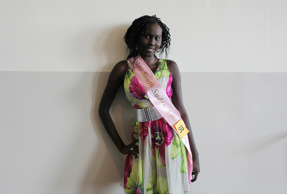 Miss South Sudan Australia Beauty Pageant, 2010.