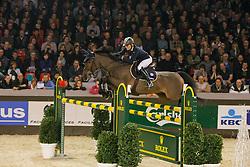 Kurten Jessica (IRL) - Castle Forbes Libertina<br /> CSI-W Mechelen 2009<br /> Photo © Dirk Caremans