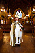 Bishop Morris Thompson at Christ Church Cathedral, New Orleans