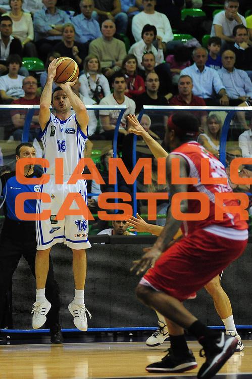 DESCRIZIONE : Sassari Lega A 2010-11 Dinamo Sassari Cimberio Varese<br /> GIOCATORE : DIMITRIOS TSALDARIS<br /> SQUADRA : DINAMO SASSARI CIMBERIO VARESE<br /> EVENTO : Campionato Lega A 2010-2011 <br /> GARA : DINAMO SASSARI CIMBERIO VARESE<br /> DATA : 01/05/2011<br /> CATEGORIA : TIRO<br /> SPORT : Pallacanestro <br /> AUTORE : Agenzia Ciamillo-Castoria/M.Turrini<br /> Galleria : Lega Basket A 2010-2011  <br /> Fotonotizia : Sassari Lega A 2010-11 DINAMO SASSARI CIMBERIO VARESE<br /> Predefinita :