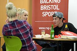 - Photo mandatory by-line: Nizaam Jones/JMP - Mobile: 07966 386802 - 08/11/2014 - SPORT - Basketball - Bristol - SGS Wise Campus - Bristol Flyers v Sheffield Sharks - British Basketball League