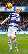 Picture by David Horn/Focus Images Ltd +44 7545 970036<br /> 07/12/2013<br /> Andrew Johnson of Queens Park Rangers during the Sky Bet Championship match at the Loftus Road Stadium, London.