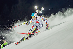"29.01.2019, Planai, Schladming, AUT, FIS Weltcup Ski Alpin, Slalom, Herren, 1. Lauf, im Bild Felix Neureuther (GER) // Felix Neureuther of Germany in action during his 1st run of men's Slalom ""the Nightrace"" of FIS ski alpine world cup at the Planai in Schladming, Austria on 2019/01/29. EXPA Pictures © 2019, PhotoCredit: EXPA/ Dominik Angerer"