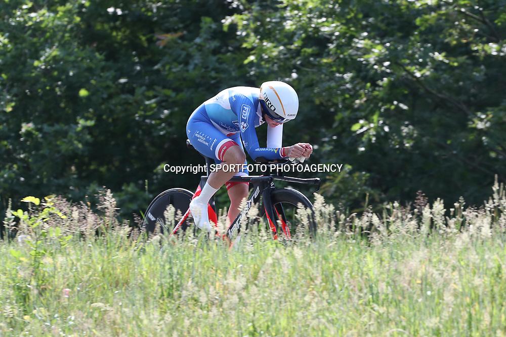 21-06-2017: Wielrennen: NK Tijdrijden: Montferland      <br /> s-Heerenberg (NED) wielrennen; <br /> Roxane Kneteman