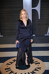 Faye Dunaway attending the 2018 Vanity Fair Oscar Party hosted by Radhika Jones at Wallis Annenberg Center for the Performing Arts on March 4, 2018 in Beverly Hills, Los angeles, CA, USA. Photo by DN Photography/ABACAPRESS.COM