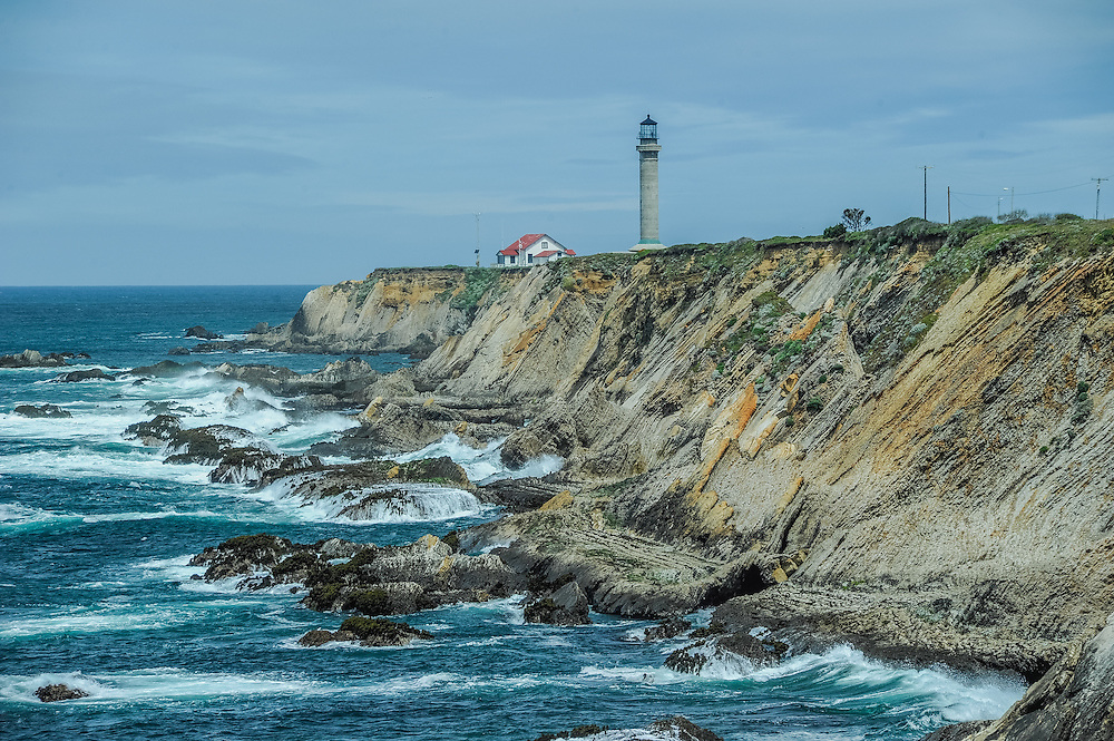 Point Arena Lighthouse and Museum<br /> 45500 Lighthouse Rd, Point Arena, CA