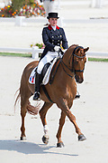 Alix van den Berghe - Romeo<br /> FEI European Dressage Championships for Young Riders and Juniors 2013<br /> © DigiShots