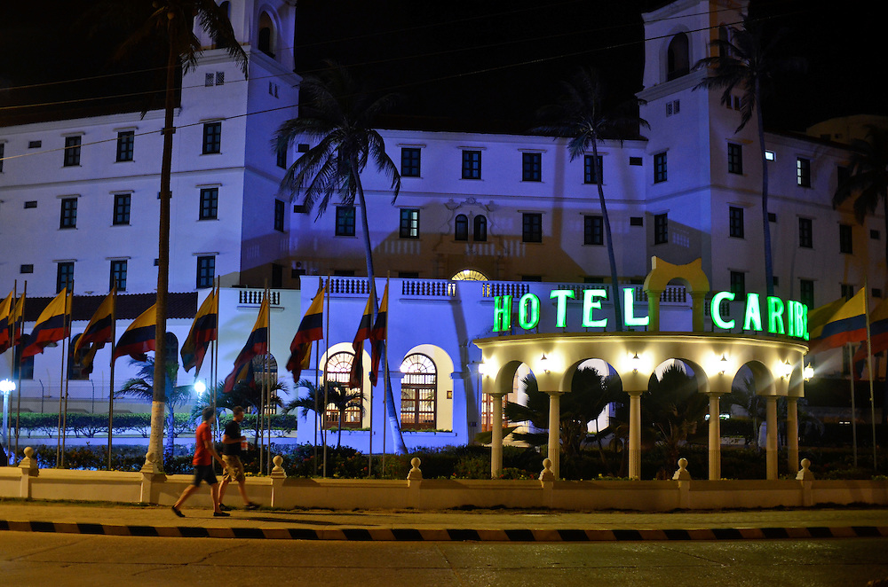 Hotel Caribe in Cartagena, Colombia was where the secret service agent at the heart of the scandal took a prostitute back to his room and the next morning refused to pay her the sum she said they agreed on the previous night for her services. Cartagena boasts many bars and discotecs where foreign tourists can drink, dance, and legally pick up prostitutes.