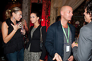 STEVE LAZARIDES LAUNCHES ÔMINOTAURÕ Ð A LABYRINTHINE EXHIBITION TAKING OVER THE OLD VIC TUNNELS OVER FRIEZE WEEK FROM 11-25 OCTOBER. Waterloo. London. 10 October 2011. <br /> <br />  , -DO NOT ARCHIVE-© Copyright Photograph by Dafydd Jones. 248 Clapham Rd. London SW9 0PZ. Tel 0207 820 0771. www.dafjones.com.<br /> STEVE LAZARIDES LAUNCHES 'MINOTAUR' – A LABYRINTHINE EXHIBITION TAKING OVER THE OLD VIC TUNNELS OVER FRIEZE WEEK FROM 11-25 OCTOBER. Waterloo. London. 10 October 2011. <br /> <br />  , -DO NOT ARCHIVE-© Copyright Photograph by Dafydd Jones. 248 Clapham Rd. London SW9 0PZ. Tel 0207 820 0771. www.dafjones.com.