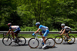 LOMBARDI Omar of Colnago during 1st Stage (164 km) at 19th Tour de Slovenie 2012, on June 14, 2012, in Celje, Slovenia. (Photo by Matic Klansek Velej / Sportida)