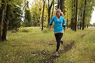 Running in Summit Adventure Workshop in Jackson Hole, WY on Sept 25, 2013<br />
