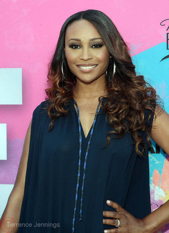 "Los Angeles, CA-June 29: Reality TV Personality Cynthia Bailey attends the Seventh Annual "" Pre "" Dinner celebrating BET Awards hosted by BET Network/CEO Debra L. Lee held at Miulk Studios on June 29, 2013 in Los Angeles, CA. © Terrence Jennings"