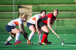 Southgate L1 v St Albans L1 - Investec Women's Hockey League - East Conference, Trent Park, London, UK on 04 February 2017. Photo: Simon Parker