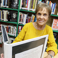 Librarian Charlotte Wathen has served in her role in Wren for almost 18 years and in Hamilton for three, but she is retiring in June.