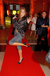 TARA PALMER-TOMKINSON at the 5th anniversary party for InStyle magazine held at The V&A, Cromwell Road, London SW7 on 19th June 2006.<br />