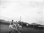 Neg No:.594/8096-8100,..5091954AISHCF,..05.09.1954, 09.05.1954, 5th September 1954.All Ireland Senior Hurling Championship - Final,...Cork.1-9,..Wexford.1-6,..
