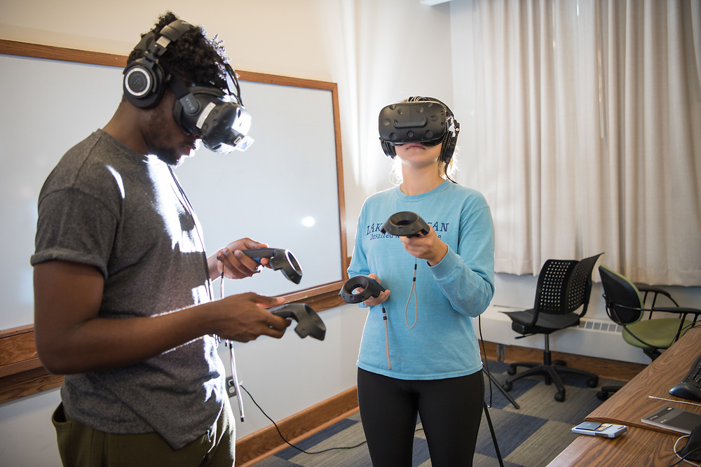 Grid Lab, Virtual Reality, Scripps