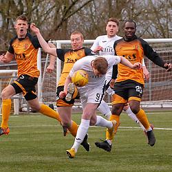 Annan Athletic v Edinburgh City, Scottish League Two, 16 March 2019