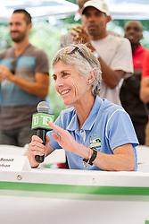 Beach to Beacon 10K press day: Joan Benoit Samuelson