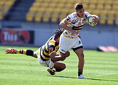 Wellington-Rugby, Mitre 10, Wellington v Taranaki