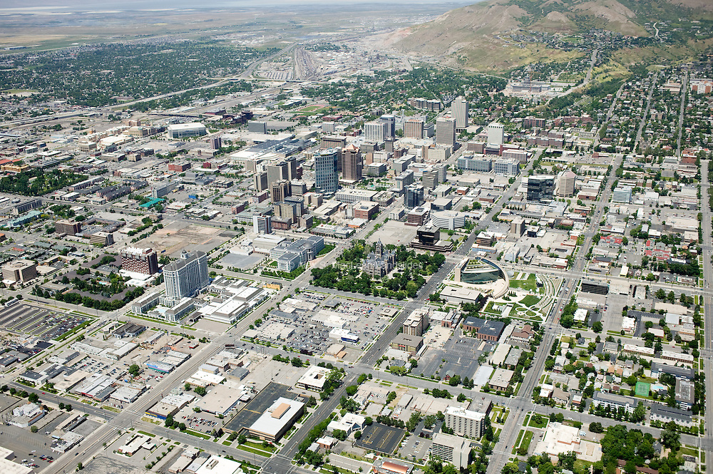 Salt Lake City - Downtown