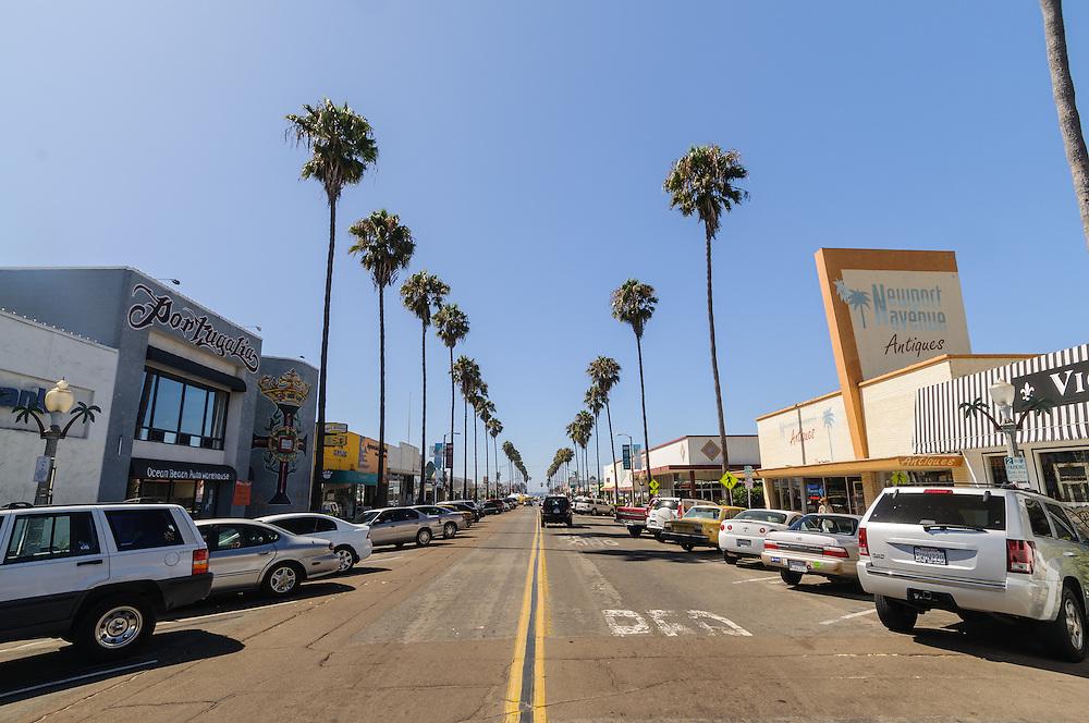 Ocean Beach, San Diego, California