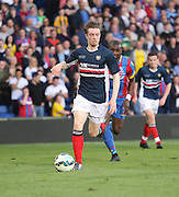 Craig Wighton is chased by Yannick Bolasie - Crystal Palace v Dundee - Julian Speroni testimonial match at Selhurst Park<br /> <br />  - © David Young - www.davidyoungphoto.co.uk - email: davidyoungphoto@gmail.com