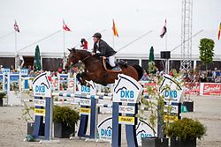 WERNKE Jan (GER), Queen Mary<br /> Hagen - Horses and Dreams meets the Royal Kingdom of Jordan 2018<br /> Grosser Preis der DKB Qualifikation DKB-Riders Tour<br /> 30 April 2018<br /> www.sportfotos-lafrentz.de/Stefan Lafrentz