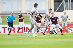 Football match between NK KRANJ TRIGLAV  and NK OLIMPIJA in 13th Round of Prva liga Telekom Slovenije 2019/20, on October 6, 2019 in Sports park, Kranj, Slovenia.. Photo by Peter Podonik / Sportida