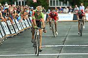 BELGIUM / BELGIE / BELGIQUE / CYCLING / WIELRENNEN / CYCLISME / UCI EUROPE TOUR / NAPOLEON GAMES CYCLING CUP / DWARS DOOR HET HAGELAND / FROM AARSCHOT TO DIEST / 197,7 KM / AANKOMST / ARRIVE / FINISH / 2ND VAN AERT WOUT (CRELAN-VASTGOEDSERVICE)