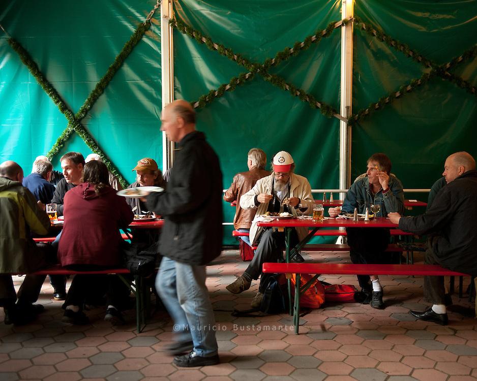 Verkäufer-Sommerfest im landhaus Walter