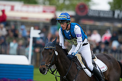 Svennerstal Ludwig (SWE) - King Bob<br /> Cross Country - CCI4* <br /> Mitsubishi Motors Badminton Horse Trials 2014 <br /> © Hippo Foto - Jon Stroud