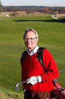 ZANDVOORT - Jan Willem Hoving, voorzitter van de Kennemer Golfclub in Zandvoort. Copyright Koen Suyk