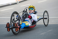 212 JEON Mikyoung, H2, KOR, Cycling, Road Race à Rio 2016 Paralympic Games, Brazil