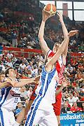 DESCRIZIONE : Madrid Spagna Spain Eurobasket Men 2007 Qualifying Round Grecia Croazia Greece Croatia <br /> GIOCATORE : <br /> SQUADRA : Croazia Croatia <br /> EVENTO : Eurobasket Men 2007 Campionati Europei Uomini 2007 <br /> GARA : Grecia Croazia Greece Croatia <br /> DATA : 09/09/2007 <br /> CATEGORIA : Rimbalzo <br /> SPORT : Pallacanestro <br /> AUTORE : Ciamillo&Castoria/M.Metlas <br /> Galleria : Eurobasket Men 2007 <br /> Fotonotizia : Madrid Spagna Spain Eurobasket Men 2007 Qualifying Round Grecia Croazia Greece Croatia <br /> Predefinita :