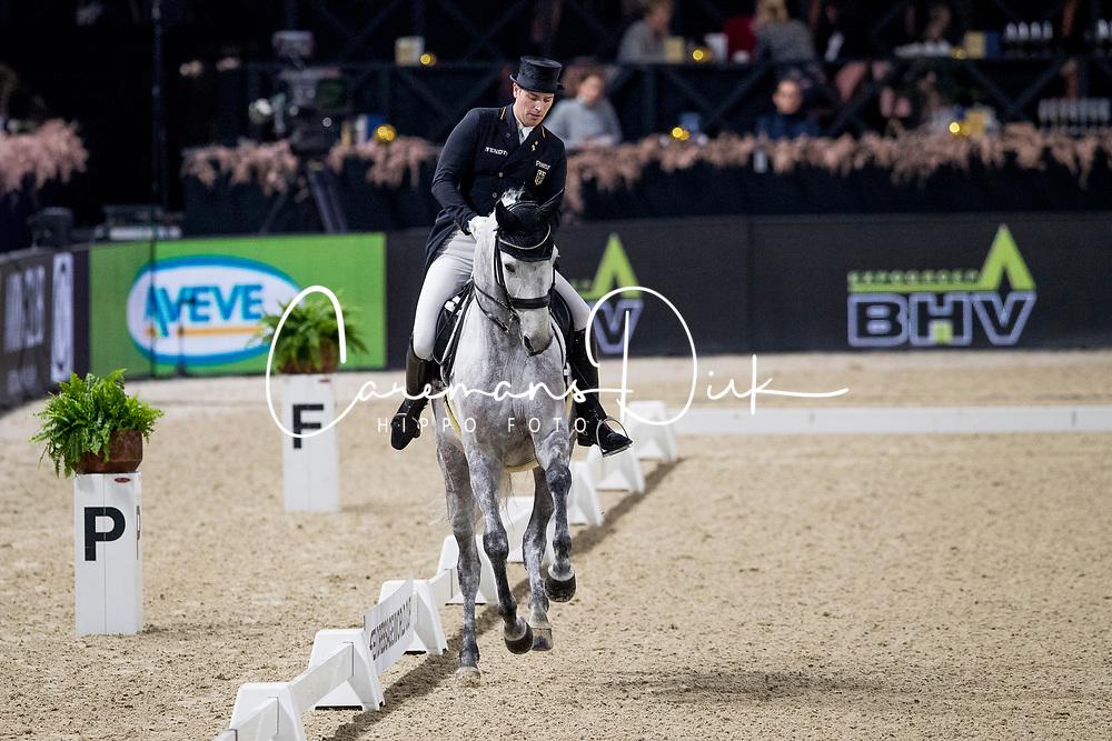 Wandres Frederic, GER, Hot Hit<br /> Jumping Mechelen 2019<br /> © Hippo Foto - Sharon Vandeput<br /> 29/12/19
