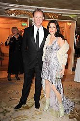 GARY KEMP and LAUREN KEMP at the Fantasy Ball in aid if children's cancer charity CLIC Sargent held at The Dorchester, Park Lane, London on 11th November 2010.
