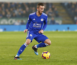 February 23, 2019 - Leicester, England, United Kingdom - Leicester City's James Maddison.during English Premier League between Leicester City and Crystal Palace at King Power stadium , Leicester, England on 23 Feb 2019. (Credit Image: © Action Foto Sport/NurPhoto via ZUMA Press)