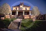 Harrisburg, PA, Reservoir Park Mansion