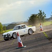 Car 120 Stephen Hall/Jonathan Hancox