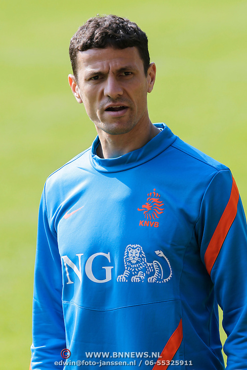 NLD/Hoenderloo/20120514 - !e training Nederlands elftal voor EK 2012, Khalid Boularouz