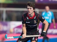 BHUBANESWAR  (INDIA)  -  Arthur van Doren of Belgium. Hero Champions Trophy Hockey men. Day 1. Belgium vs Pakistan (2-1). PHOTO  KOEN SUYK