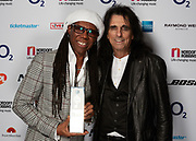 Nile Rodgers, Alice Cooper