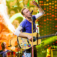 Coldplay - A Head Full Of Dreams Tour, Amsterdam Arena. Photo: Andy Zuidema
