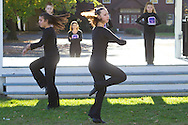 Pine Bush, New York  - Dancers from the Justine Arlotta Dance Studio perform at the Gazebo on Main Street during the Orange County Open Studio Arts Tour on Oct. 13, 2013. The performance was also sponsored by the Pine Bush Area Arts Council.