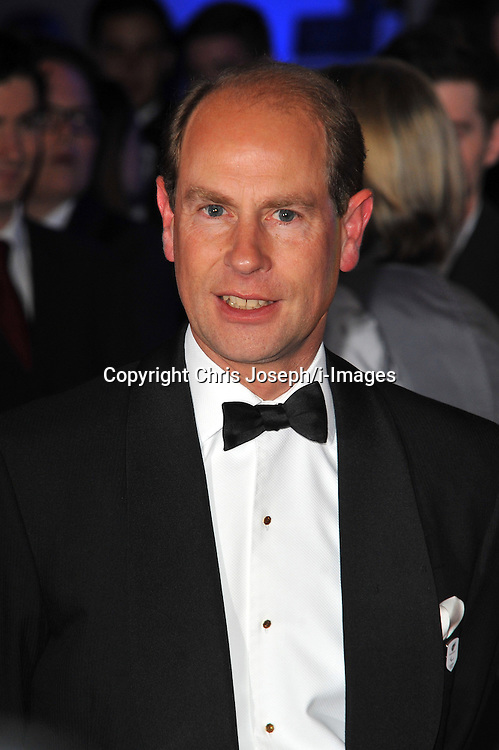 Prince Edward and Countess of Wessex attends The London 2012 Paralympic Ball at the Grosvenor House Hotel . London, Wednesday September 5, 2012. Photo By Chris Joseph/i-Images.