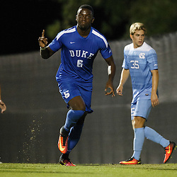 2016-10-14 North Carolina at Duke soccer