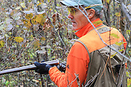 Bob Ciulla hunts grouse and woodcock in Wisconsin.